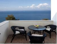 Villa Fortuna Summer Residence - Appartement 2 Chambres avec Terrasse et Vue sur la Mer - Stomorska