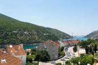Apartment Kristina - Apartman s 1 spavaćom sobom s balkonom i pogledom na more - Mokosica