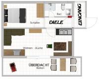 Apartments Betty - Apartman s pogledom na more - Apartmani Vir