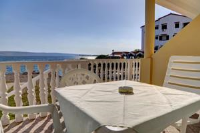 Sani Apartments - Apartment mit Meerblick - Ferienwohnung Seline