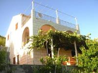 Apartments Drušković - Chambre Double avec Terrasse et Vue sur la Mer (2 Adultes) - Appartements Orasac