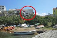 Apartment Zubovici 4125d - Apartment mit 2 Schlafzimmern - Ferienwohnung Zubovici