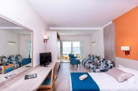 Apartments Villa Loznica - Studio avec Terrasse et Vue sur la Mer - Appartements Brela