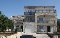 One-Bedroom Apartment with Sea View in Okrug Gornji - One-Bedroom Apartment - Okrug Gornji