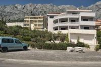 Apartments Angela 722 - Apartment mit Blick auf die Berge - Ferienwohnung Makarska