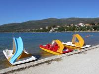 Apartments Hani - Soba s king size krevetom s pogledom na more - Sobe Hrvatska