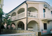 Apartments Darinka - Studio with Terrace - Vir