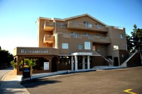 Hotel Terra - Double or Twin Room with Balcony and Sea View - Rooms Novalja