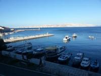 Apartments Harbour - Apartman s 1 spavaćom sobom s pogledom na more - Senj