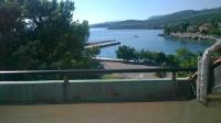 Apartments Dijana - Studio avec Balcon et Vue sur la Mer - Klenovica