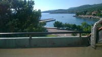 Apartments Dijana - Studio with Balcony and Sea View - Apartments Klenovica