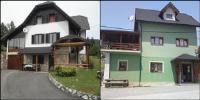 Apartments Poljanak - Dvokrevetna soba s bračnim krevetom - Poljanak