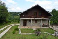 Guest House Iva - Trokrevetna soba s terasom - Slunj