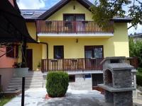 Guest House Buk - Apartment mit Balkon - Slunj