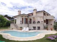 Guesthouse Villa Lena - Apartment mit 1 Schlafzimmer und Meerblick - Ferienwohnung Premantura