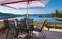 One-Bedroom Apartment with Sea View in Rogoznica - One-Bedroom Apartment - Apartments Rogoznica