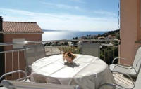 Two-Bedroom Apartment with Sea View in Stanici - Two-Bedroom Apartment - Stanici
