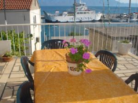 Apartments San Giorgio - Studio with Balcony and Sea View (4 Adults) - Sucuraj