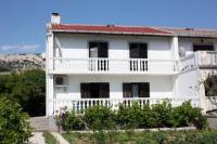 Apartments Zora - Apartment mit 3 Schlafzimmern - meerblick wohnungen pag