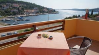 Guest House Sandra - Studio apartman s pogledom na more - Tisno