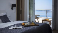 Comfort Zovko - One-Bedroom Apartment with Balcony and Sea View - Soline