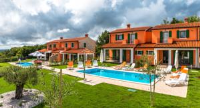 Apartments Athos - Apartment with Pool View - Houses Rabac