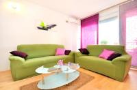 Apartment Devic - Appartement 2 Chambres avec Balcon et Vue sur le Jardin - Appartements Trogir