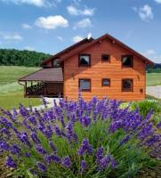Agrotourism Japodi - Dvokrevetna soba s bračnim krevetom - Sobe Plitvica Selo