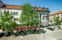 Hotel Carlstadt - Chambre Simple - Karlovac