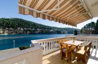 Apartments Kuzma - Apartman s 1 spavaćom sobom s balkonom i pogledom na more - Smokvica
