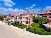 Apartments Villa Brioni I - Appartement 2 Chambres avec Balcon et Vue sur la Mer - Appartements Fazana