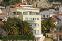 Adriatic Beach House - Dvokrevetna soba s bračnim krevetom - Sobe Podstrana