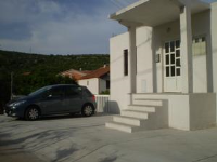 Apartment Botić - Two-Bedroom Apartment with Terrace and Sea View - Rooms Poljane