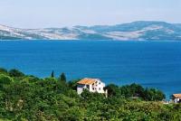 Apartments Ana - Appartement 2 Chambres Mansardé avec Terrasse – Vue sur Mer - Chambres Selca