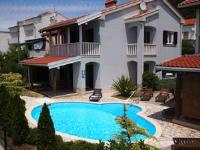Villas Rab Banjol - Apartman s 1 spavaćom sobom - Banjol