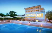 Hotel Vila Rova - Familienzimmer mit Meerblick - Zimmer Malinska