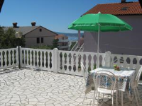 APP 1 - Apartment mit 2 Schlafzimmern - Haus Privlaka