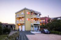Apartments Eda - Studio - Vue sur Jardin - Appartements Baska Voda