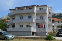 Apartments Mira - Studio mit Balkon - Jurandvor