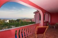 Apartmani Žužić - Apartment mit 2 Schlafzimmern - krk strandhaus