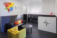 Hostel 1W - Četverokrevetna soba s privatnom kupaonicom - Rijeka