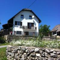 Guest House Aurora - Studio mit Balkon (3 Erwachsene) - Haus Podgora