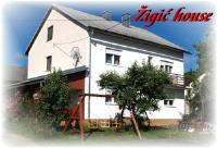 Rooms Žigić - Dvokrevetna soba s bračnim krevetom s balkonom - Korenica