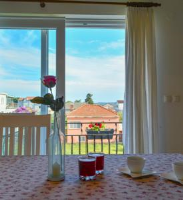 Pera Family Apartment - Apartment mit Gartenblick - Ferienwohnung Kastel Novi