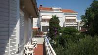 Apartments Vilma Novalja - Chambre Triple avec Salle de Bains Commune - Chambres Stara Novalja