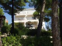 Villa Fendi - Studio mit Balkon und Meerblick (4 Erwachsene) - Necujam