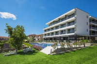 Hotel Villa Margaret - Deluxe Double Room with Balcony and Sea View - Rooms Malinska