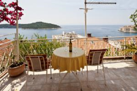 Apartment Vedre - Studio with Terrace and Sea View - Apartments Ploce