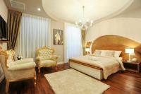 B&B Silver & Gold Luxury Rooms - Dvokrevetna soba Deluxe s bračnim krevetom s balkonom - zadar sobe