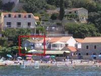 Apartment Bonačić - Apartman s 2 spavaće sobe, terasom i pogledom na more - Zaton